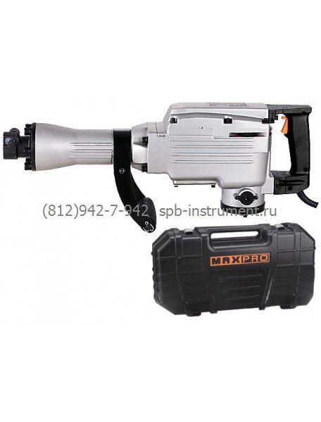 Молоток Отбойный Электрический MAX-PRO 1500Вт 45 Дж (MPDH1500), артикул 85105