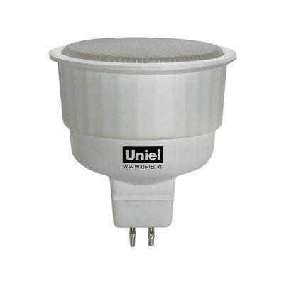 Лампа люм. компакт. ESL JCDR 7W GU5.3/A 2800 UNIEL 00932