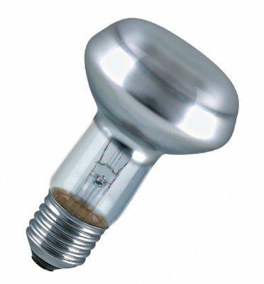 Лампа зеркальная R63 60Вт E27 230V Spot GE