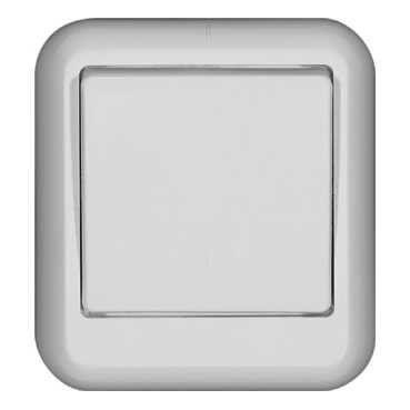 Выключатель 1-кл. ОП Прима 6А бел. SchE А16-051 A16-051-B (А16-051-б)
