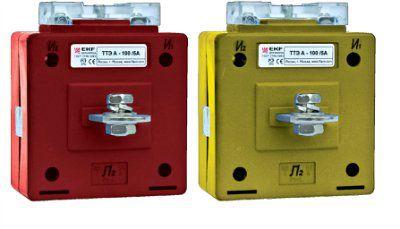 Трансформатор тока ТТЭ-А-50/5А класс точности 0.5 (color) tc-a-50-c