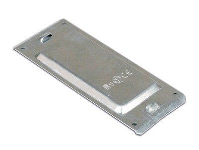 Пластина защитная IP44 осн.100 (мет.) DKC 30582
