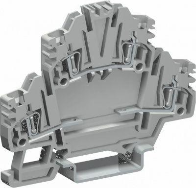 Клемма Cabur HMD.2N/X1/GR