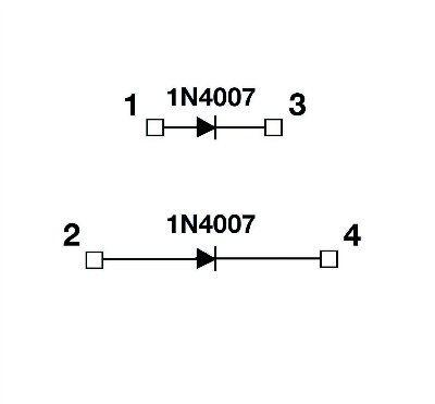 Клемма Cabur HMD.2N/DD/GR