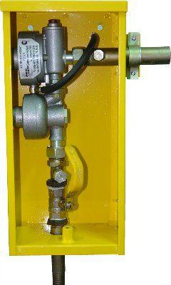 ГРПШ-6 Газорегуляторный пункт