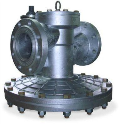 Регулятор давления газа РДУК-200М