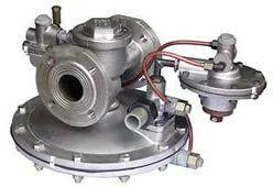 Регулятор давления газа РДБК1П-100