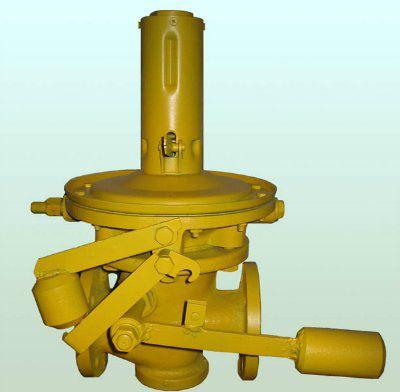 Клапан предохранительный ПКН-100