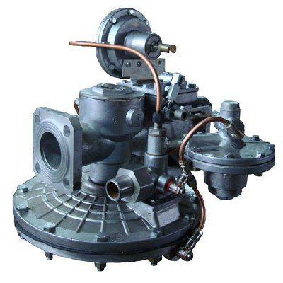 Регулятор давления газа РДГ-80В