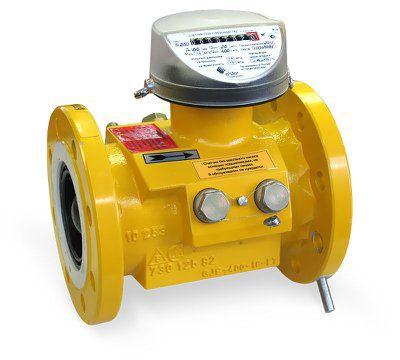 TRZ G4000 Счетчик газовый