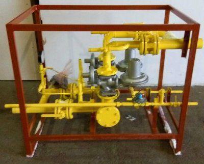 ГРУ-05-2У1 Установка газорегуляторная