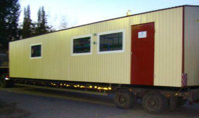 ТКУ-5000 Транспортабельная котельная установка