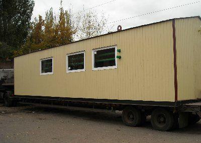 ТКУ-6000 Транспортабельная котельная установка
