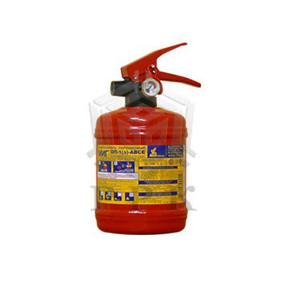 ОП-1(з) МИГ Огнетушитель порошковый