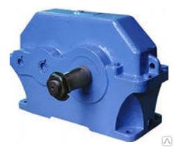 Редуктор Ц2Н-500 цилиндрический горизонтальный двухступенчатый.