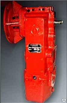 Редуктор В-250, В-250Ф (Ц3ВК-250), трёхступенчатый вертикальный крановый.