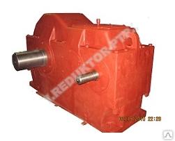 Редуктор Ц2Н-630 цилиндрический горизонтальный двухступенчатый