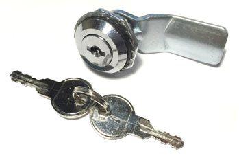 Щитовой замок RZ01(k) (индивидуальный ключ)