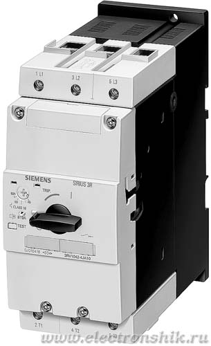Автоматические выключатели 3RV10111FA10