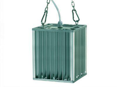 Светодиодный промышленный светильник Квадратон - 100