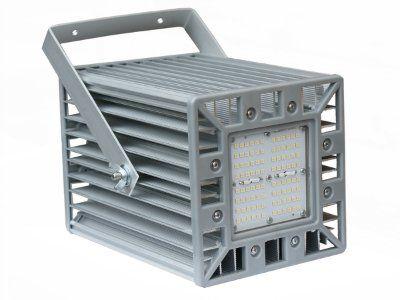 Светодиодный промышленный светильник Квадратон - 120