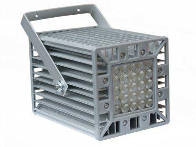 Промышленный светодиодный светильник Квадратон-оптик 100