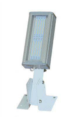 Уличный светодиодный светильник в среднем корпусе УЛИЧ-90