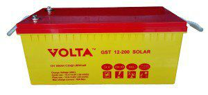 Аккумуляторная батарея Volta GST 12-200 SOLAR