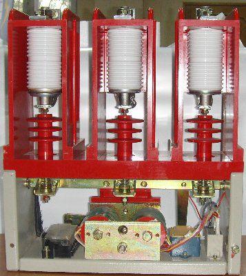 Контактор вакуумный высоковольтный ВК89-7,2кВ 160-630А