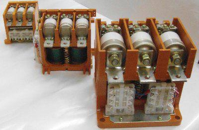 Контактор вакуумный ВК49-125 3p 125А 220-380В