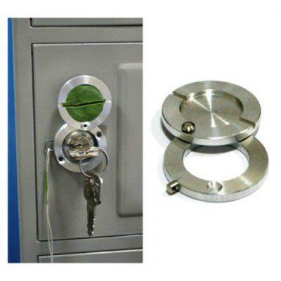 Опечатывающее устройство для замочных скважин Глазок
