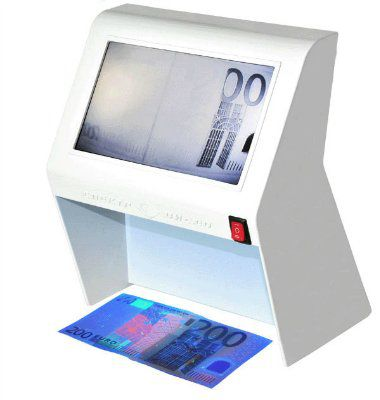 Детектор банкнот Спектр видео 7м Микротекст