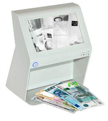 Детектор банкнот Спектр видео 7а Антистокс