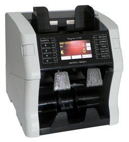 Счетчик сортировщик детектор валют Magner 175
