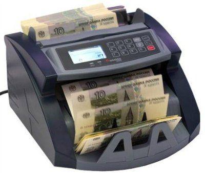 Счетчик банкнот Cassida 5550uv