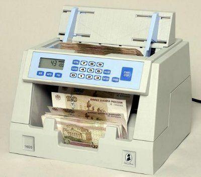 Счетчик банкнот Tallaris 1600 De La Rue