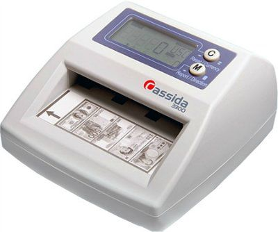 Автоматический детектор валют Cassida 3300