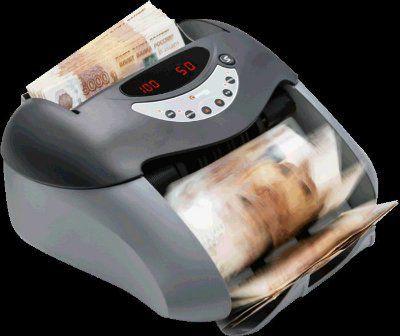 Счетчик детектор банкнот Cassida Tiger I/IR Антистокс