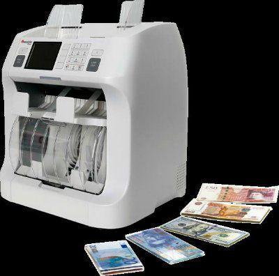 Счетчик детектор сортировщик банкнот Cassida Zeus