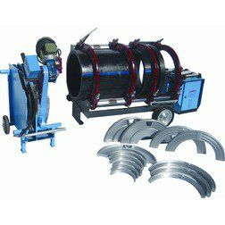 Аппарат стыковой сварки Turan Makina AL800