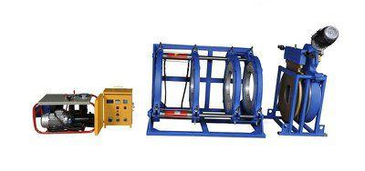 Сварочный аппарат гидравлический Rijing Makina HDC 500 (225-500)mm