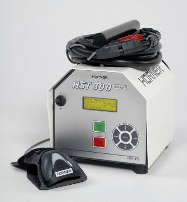 Электромуфтовый сварочный аппарат HURNER HST300 PRINT +