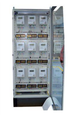 Шкафы с регистрирующими приборами