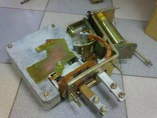 контактор КПВ 603, 250А