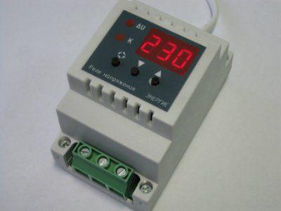 Реле контроля бытовой сети РКН-1-30
