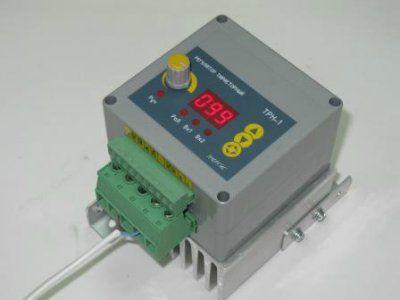 Тиристорный регулятор напряжения ТРН-1-40ЦВ