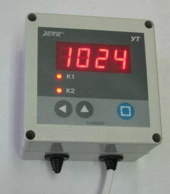 Терморегулятор - таймер УТ4