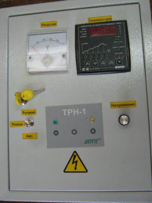 Тиристорный регулятор напряжения ТРН-1-80
