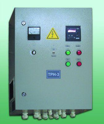 Тиристорный регулятор напряжения ТРН-3-80-Н-ПИ