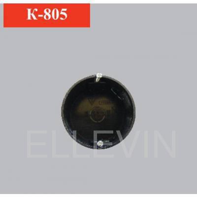 Коробка электромонтажная одноместная круглая